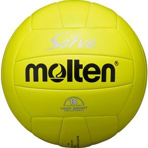 モルテン(Molten) ソフトサーブ軽量 4号球(体育・授業用) EV4L|spg-sports