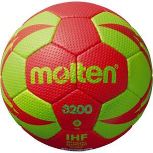 モルテン Molten ハンドボール0号球 ヌエバX3200 レッド×グリーン H0X3200RG2