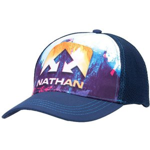 NATHAN ネイサン  キャップ Runnable Trucker NS2070 アストラルオーラ spg-sports