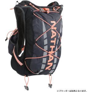 NATHAN ネイサン  Hydration VaporAiress 7L ベイパーエアレス 7L  ブラッダー別売りモデル NS4527X ブラック/フュージョ|spg-sports