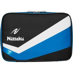 ニッタク Nittaku  スマッシュケース 卓球用ラケットケース2本入 NK7212 ライトブルー
