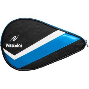 ニッタク(Nittaku) スマッシュフル 卓球用ラケットケース1本入 NK7214 ライトブルー|spg-sports