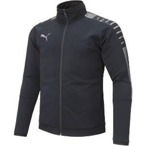 PUMA(プーマ) トレーニングジャケット メンズ 656326 01ブラック spg-sports