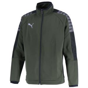 PUMA プーマ  トレーニングジャケット メンズ 656326 03フォレストナイト|spg-sports