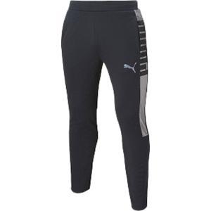 PUMA プーマ  トレーニングパンツ メンズ 656327 01ブラック|spg-sports