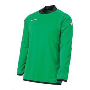 Kappa カッパ  ゴールキーパー ゲームシャツ_FMGG7014 FMGG7014 グリーン|spg-sports