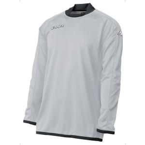 Kappa カッパ  ゴールキーパー ゲームシャツ_FMGG7014 FMGG7014 シルバー|spg-sports