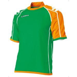 Kappa(カッパ) ゲームシャツ_FMHG7111 FMHG7111 グリーン|spg-sports