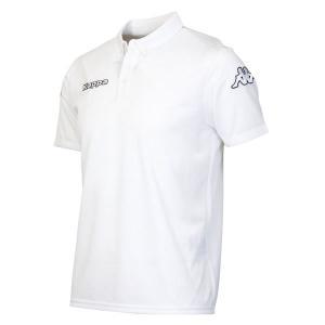 Kappa カッパ  ポロシャツ KF412SS30 WT1|spg-sports