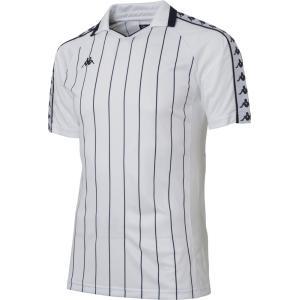 Kappa(カッパ) 半袖プラクティスシャツ メンズ KF952TS11 WT|spg-sports