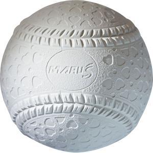 マルエス 新・軟式野球用ボール J号(ジュニア・小学生用)  15910|spg-sports