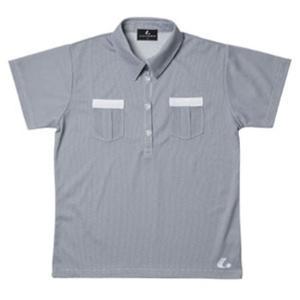 LUCENT(ルーセント) Ladies ゲームシャツ(ネイビー) XLP4716
