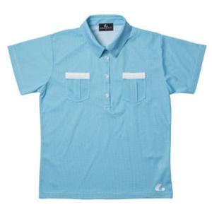LUCENT(ルーセント) Ladies ゲームシャツ(ブルー) XLP4717