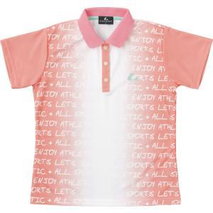 LUCENT(ルーセント) レディース ゲームシャツ ライトピンク XLP4851 ライトピンク