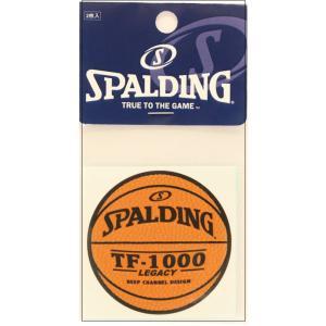SPALDING(スポルディング) スポルディングシール 2枚組 14001|spg-sports