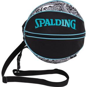 SPALDING(スポルディング) ボールバッグ ポリネシアン ブラック 49001PB|spg-sports