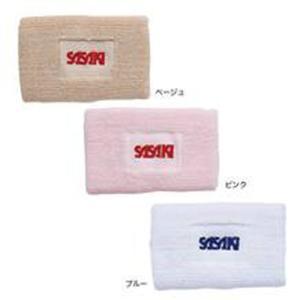 ササキ SASAKI ロングリストバンド( 1 個) PR39 ブルー