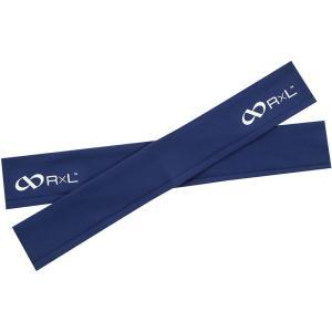 R×L アールエル  R×L 男女兼用 ランニング用アームカバー シームレス アームカバー TSA11 ネイビー|spg-sports