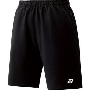 Yonex ヨネックス ジュニアハーフパンツ スリムフィット _15048J 15048J ブラック|spg-sports