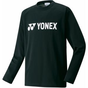 Yonex(ヨネックス) 男女兼用 テニスウェア ユニ ロングスリーブTシャツ 16158 ブラック|spg-sports