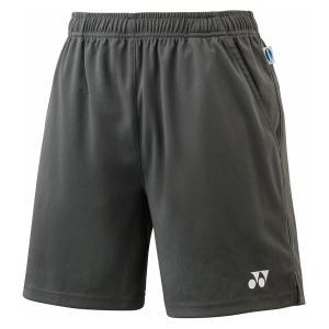 Yonex ヨネックス   レディース テニスウェア   ニットストレッチハーフパンツ 25008 ダ-クグレ-|spg-sports
