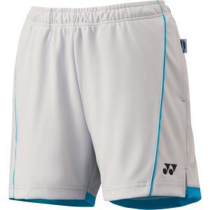 Yonex ヨネックス  ウィメンズ ニットショートパンツ 25022 アイスグレー|spg-sports