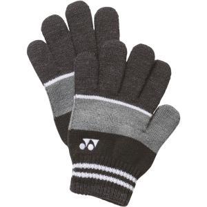 Yonex ヨネックス ユニセックス グローブ 45028 ブラック|spg-sports