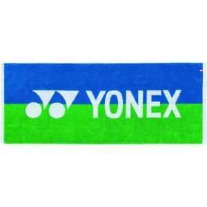 Yonex ヨネックス スポーツタオル AC1055 ブルー/グリーン spg-sports