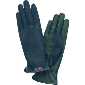 Yonex ヨネックス テニスグローブ 左右両手用、手の平穴無し  AC261 ブラック|spg-sports