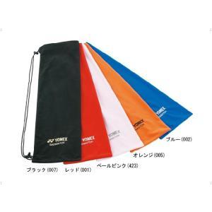 Yonex(ヨネックス) ソフトケース(バドミントンラケット1本用) AC541 ブラック|spg-sports