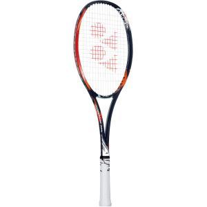 Yonex ヨネックス ソフトテニスラケット ジオブレイク70バーサス GEO70VS クラッシュレッドCRR spg-sports
