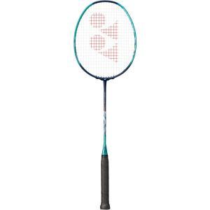 Yonex(ヨネックス) バドミントンラケット ナノフレアジュニア フレームのみ NFJR ブルーグリーン|spg-sports