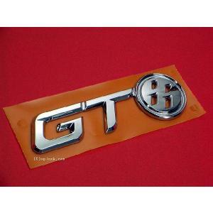 トヨタ 86 海外仕様TOYOTA純正リアエンブレム GT86 spiestore