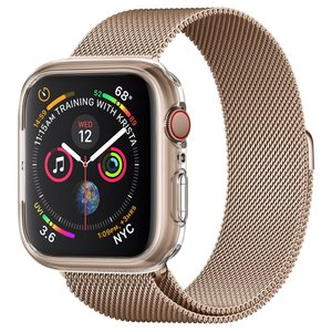 Spigen Apple Watch 44mm ケース リキッド・クリスタル  Series 5 /...