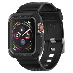Spigen Apple Watch バンド 一体型 ケース Series 5 / Series 4...