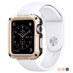 Spigen Apple watch ケース Series 3/Series 2  タフ・アーマー ...