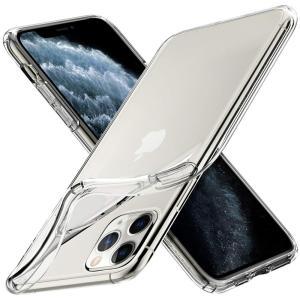 Spigen スマホケース iPhone11 Pro ケース リキッド・クリスタル  5.8インチ 対応 TPU 傷防止 レンズ保護 超薄型 超軽量 Qi充電 ワイヤレス充電 クリア|spigenjapan2009
