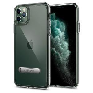 Spigen  スマホケース iPhone11 Pro ケース ウルトラ・ハイブリッド S 5.8インチ 対応 スタンド付き キックスタンド 全面 クリア 米軍MIL規格取得|spigenjapan2009