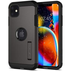 Spigen  スマホケース iPhone11 ケース タフ・アーマー 6.1インチ 対応 耐衝撃 スタンド機能  Qi充電 ワイヤレス充電|spigenjapan2009