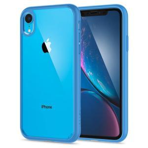 Spigen スマホケース iPhone XR ケース ウルトラ・ハイブリッド360 6.1インチ 対応 背面 クリア 360度保護の商品画像|ナビ