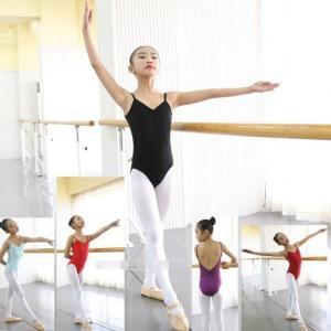オープン記念  バレエ レオタード  子供  ジュニア  キッズダンス衣装  ガールズ  演出服  スカートなし  キャミソール  練習着  ステージ  5色展開