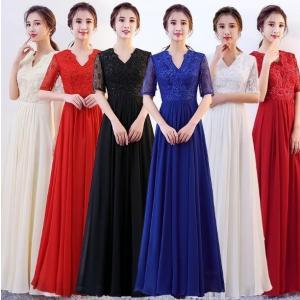 ウエディングドレス 二次会ドレス お花嫁 ロングドレス パーティードレス  ナイトドレス ワンピース フォーマル|spillhope0601