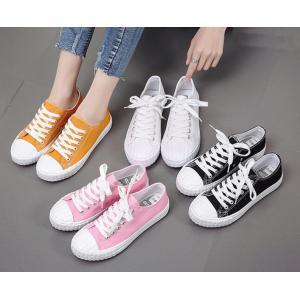 スニーカー レディース セール キャンバス シューズ 靴 シューズ ウォーキング 白 黒 通勤 通学 歩きやすい 送料無料|spillhope0601