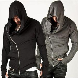 人気 パーカー メンズ アウター ジャケット フッド付き スウェット ウィンドブレーカー 運動 ジップアップ ジャンパー ブルオーバー|spillhope0601