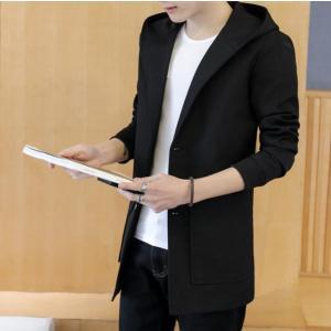 トレンチコート メンズ チェスターコート ビジネスジャケット 紳士 テーラードジャケット アウター スタジャン 秋冬 ビジネスコート|spillhope0601