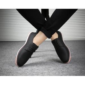 ビジネスシューズ メンズ オシャレ パンプス スニーカー 靴 シューズ 紳士靴 ドライピング 仕事靴 履きやすい|spillhope0601