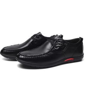 ビジネスシューズ メンズ ストレートチップ 通気性 軽量 オシャレ 靴 革靴 レザー シューズ 紳士...