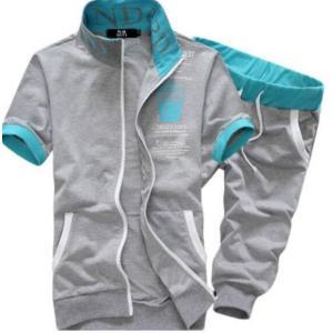 オススメ セットアップ メンズ ジャージセット 人気 スウェット 半袖 パーカ パンツ 上下セット ルームウェア スポーツ パジャマ|spillhope0601