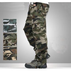 ミリタリーカーゴパンツ メンズ カーゴパンツ チノパン スキニーパンツ 大きいサイズ メンズ 迷彩 ワークパンツ ズボン 秋冬|spillhope0601