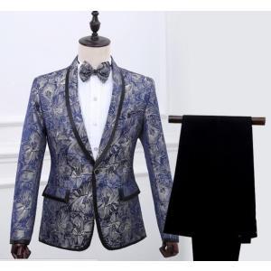 メンズ ステージ衣装 スーツ セットアップ 演出服 男性 ヒップホップ ダンスウェア フォーマル 上下セット コスプレ 舞台衣装 公演服 |spillhope0601
